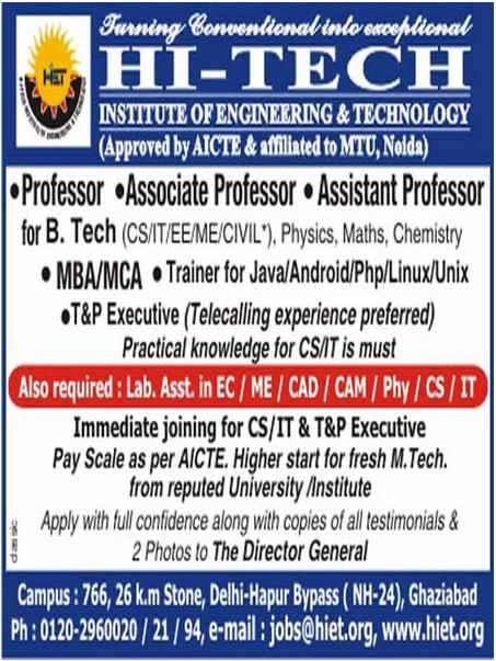 Hi-Tech Institute