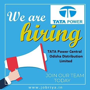 TPCODL Odisha Careers